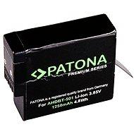 PATONA pre GoPro Hero 5/Hero 6/Hero 20018 1250 mAh Li-Ion Premium - Batéria do kamery