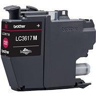 Brother LC-3617M purpurová - Cartridge