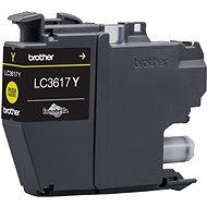 Brother LC-3617Y žltá - Cartridge