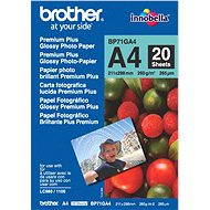 Brother BP71GA4 Premium Glossy - Fotopapier