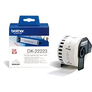 Brother DK 22223 - Papierové štítky