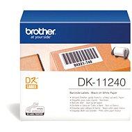 Brother DK 11240 - Papierové štítky