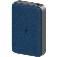 Eloop EW35 10000mAh Wireless + PD (18W+) Blue - Powerbank