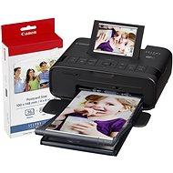 Canon SELPHY CP1300 čierna + papier KP-36 - Termosublimačná tlačiareň