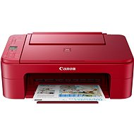 Canon PIXMA TS3352 červená - Atramentová tlačiareň