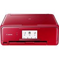Canon PIXMA TS8152 červená - Atramentová tlačiareň