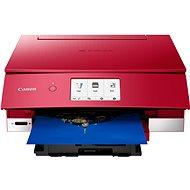 Canon PIXMA TS8352 červená - Atramentová tlačiareň