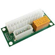 ANPIX adaptér na ovládanie druhého PC zdroja cez MOLEX - Redukcia