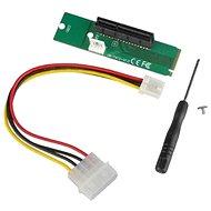 ANPIX redukcia z NGFF M2 (key M) na PCI-E 4×