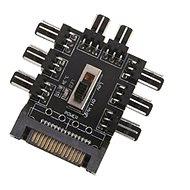 ANPIX adaptér na ovládánie až 8 ventilátorov - Redukcia