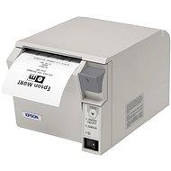 Epson TM-T70II Bluetooth tmavo šedá - Pokladničná tlačiareň