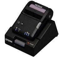 Epson TM-P20 WiFi čierna - Pokladničná tlačiareň