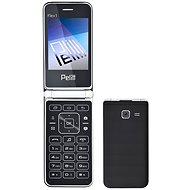 Pelitt Flex čierny - Mobilný telefón