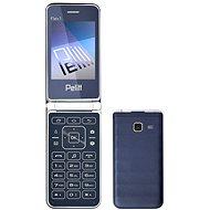 Pelitt Flex modrý - Mobilný telefón
