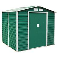 G21 GAH 407 – 213 × 191 cm, zelený - Záhradný domček