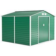 G21 GAH 706 – 277 × 255 cm, zelený - Záhradný domček