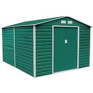 G21 GAH 1085 - 340 × 319 cm, zelený - Záhradný domček
