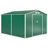 G21 GAH 884 – 277 × 319 cm, zelený - Záhradný domček