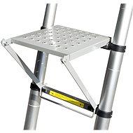 Odkládací plošina G21 plechová  - Príslušenstvo k rebríkom