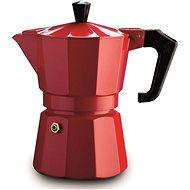 Pezzetti ItalExpress pre 6 šálok, červený - Moka kávovar