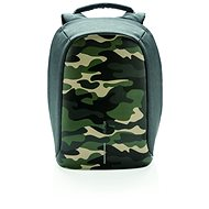 "XD Design Bobby anti-theft backpack 14"", camouflage green - Batoh na notebook"