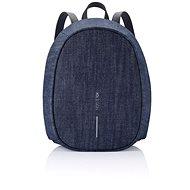 XD Design Dámsky bezpečnostný batoh, Bobby Elle, jeans - Batoh na notebook