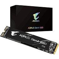 GIGABYTE AORUS Gen 4 SSD 1 TB - SSD disk