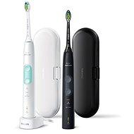 Philips Sonicare ProtectiveClean Gum Health Black and White HX6857/35 - Elektrická zubná kefka