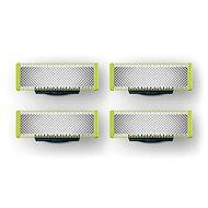 Philips OneBlade QP240/50 Náhradné brity 4ks - Pánske náhradné hlavice