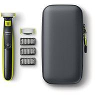 Philips OneBlade QP2520/30 + pevné cestovné puzdro QP100/50 - Sada