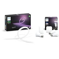 Philips Hue White and Color Ambiance Outdoor LightStrips 5M + Philips Hue White and Color ambiance10