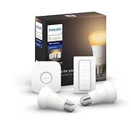Philips Hue White Ambiance 8,5 W E27 promo starter kit - LED žiarovka