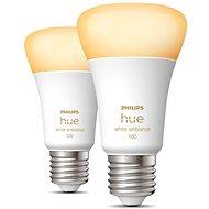 Philips Hue White Ambiance 8 W 1100 E27 2 ks