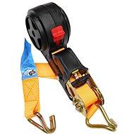 MAGG Samonavíjací upínací pás 4 m 25 mm do 500 kg - Príslušenstvo