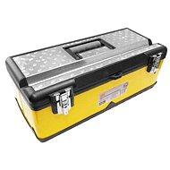 MAGG Profesionálny kufor na náradie – kov + plast (580 × 280 × 220 mm) - Organizér