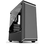 Phanteks Eclipse P300 Tempered čierno-biela - Počítačová skriňa