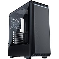 Phanteks Eclipse P300 Tempered Satin Black - PC skrinka