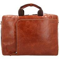 """Taška na notebook Picard Taška/batoh BUDDY, cognac  15.6"""""""
