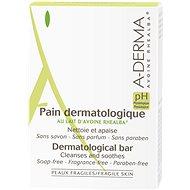 A-DERMA Dermatologická umývacia kocka na citlivú pokožku 100 g - Tuhé mydlo