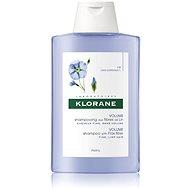 KLORANE Flax Fiber Volume Shampoo 200 ml - Šampón