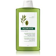Klorane Shampoo with Essential Olive Extract for Density and Vitality of Mature Thinning Hair 400ml - Shampoo