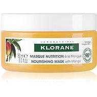 KLORANE Mango Butter Nourishing Mask 150 ml - Maska na vlasy