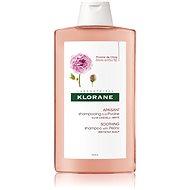 KLORANE Peony Soothing and Anti-Irritating Shampoo 400 ml - Šampón