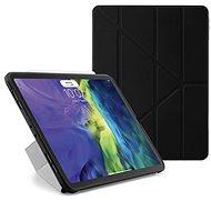"""Pipetto Origami Case pre Apple iPad Pro 11"""" (2020) – čierne - Puzdro na tablet"""