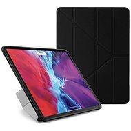 """Pipetto Origami Case pre Apple iPad Pro 12,9"""" (2020) – čierne - Puzdro na tablet"""