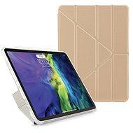 "Pipetto Metallic Origami pre Apple iPad Air 10.9"" (2020) – zlaté - Puzdro na tablet"