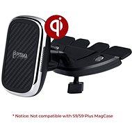 Pitaka MagMount Qi Wireless CD Slot Mount - Držiak na mobil