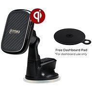 Pitaka MagMount Qi Wireless Dashboard Mount - Držiak na mobil