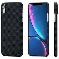 Pitaka Aramid Case Black/Grey Plain iPhone XR - Kryt na mobil