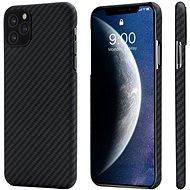 Pitaka Aramid Case Black/Grey iPhone 11 Pro - Kryt na mobil